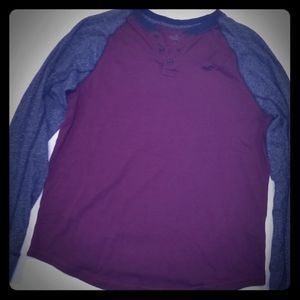 Men's Hollister Henley